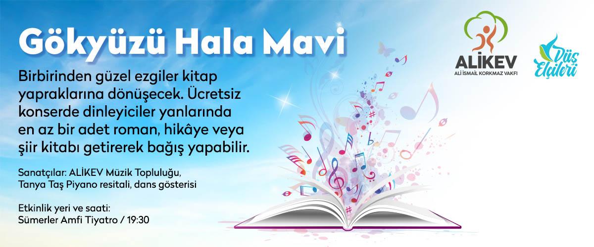 ALİKEV Düş Elçileri'nden Çocukları Kitaba Kavuşturacak Konser