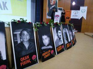 10.Uluslararası İşçi Filmleri Festivali Antakya'da Düzenlendi.