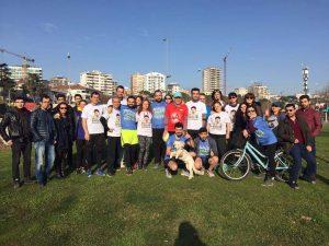 ALİKEV ve ADIM ADIM Gönüllüleri Runatolia İçin Gerçekleştirilen Antrenmanda Buluştular!