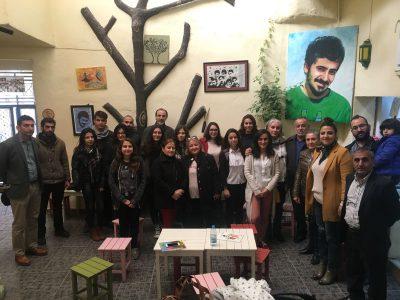 """Prof. Dr. Canan Dağdeviren, """"Ben de Yapabilirim"""" söyleşisinde gençlerle buluştu"""