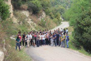 ALİKEV GençBank Doğayla İç İçe Bir Gün Geçirdi