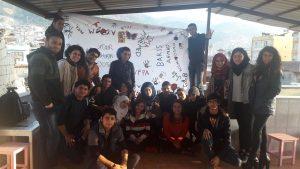 """ALİKEV GençBank Ekibi, TOG ve Yuva Derneği'nin işbirliği ile gerçekleştirilen """"Genç Mültecileri Destekleme Projesi"""" kapsamında Kırıkhan'dan gelen Suriyeli gençleri ağırladı."""