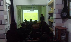 ALİKEV'de Toplumsal Barış ve Vicdani Ret paneli gerçekleştirdi.