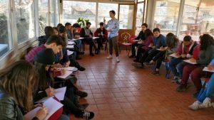 ALİKEV'de Toplumsal Cinsiyet Atöyesi