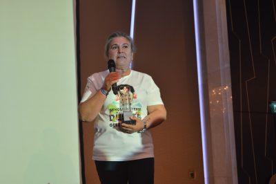 Emel Anne'nin Kampanyasına Adım Adım 2016 Ödülü