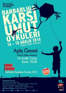 """İşçi Filmleri Festivali, 16 Aralık'ta """"Nefesim Kesilene Kadar"""" filmiyle başlıyor!"""