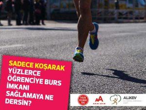 Emel Annemiz İstanbul Maratonu'nda Ali İsmail'in hayallerinin peşinden koşacak!