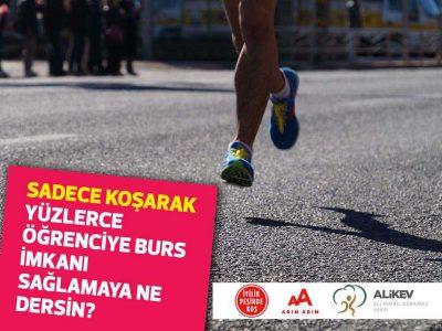 """Sanatçılardan """"İstanbul Maratonu'nda ALİKEV için koş!"""" çağrısı"""
