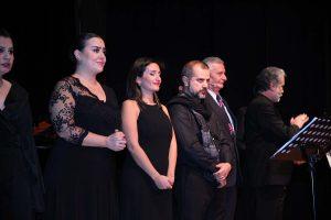 Opera Solistleri Şarkılarını Ali İsmail Korkmaz İçin Söyledi