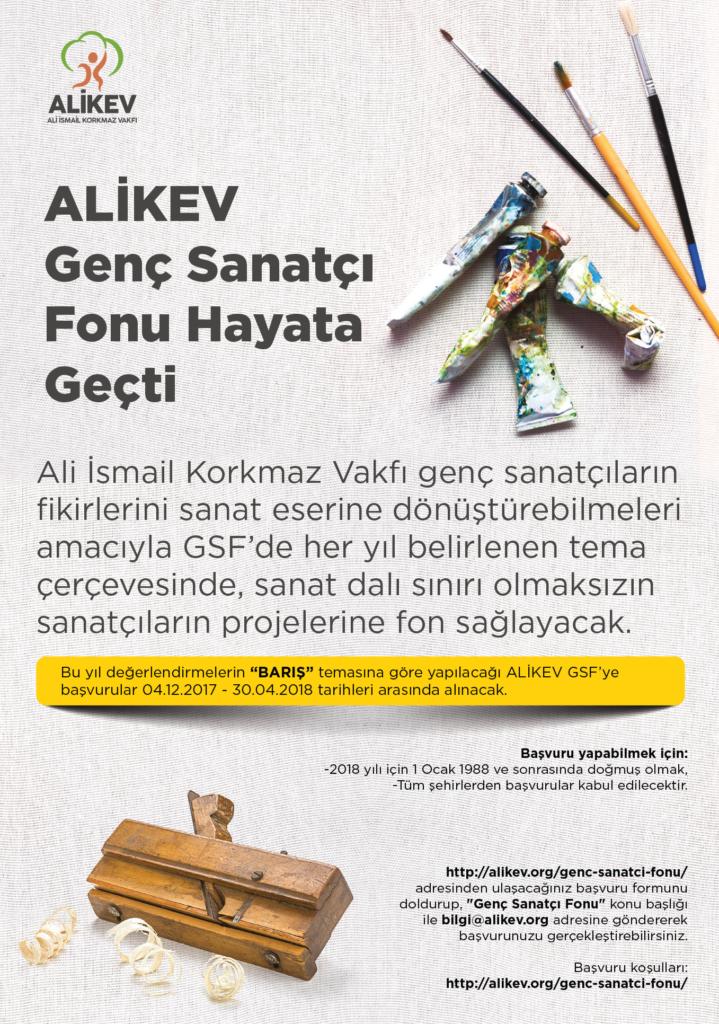 Alikev Genç Sanatçı Fonu